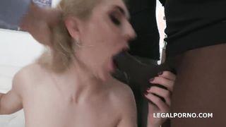 Fekete gangbang szexfilm